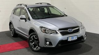 2017 Subaru XV G4X MY17 2.0i Lineartronic AWD Silver 6 Speed Constant Variable Wagon.