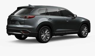 2021 Mazda CX-9 TC Azami LE SKYACTIV-Drive i-ACTIV AWD Grey 6 Speed Sports Automatic Wagon.