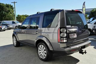 2015 Land Rover Discovery Series 4 L319 MY16 TDV6 Grey 8 Speed Sports Automatic Wagon
