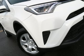 2017 Toyota RAV4 ASA44R GX AWD Glacier White 6 Speed Sports Automatic Wagon.