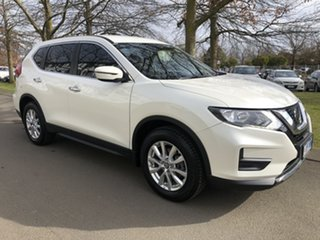 2017 Nissan X-Trail T32 Series II ST X-tronic 2WD Ivory Pearl 7 Speed Constant Variable Wagon.