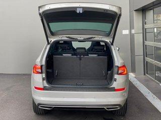 2018 Skoda Kodiaq NS MY18.5 132TSI DSG Sportline Grey 7 Speed Sports Automatic Dual Clutch Wagon