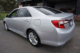 2011 Toyota Camry ASV50R Atara S Silver Pearl 6 Speed Sports Automatic Sedan.