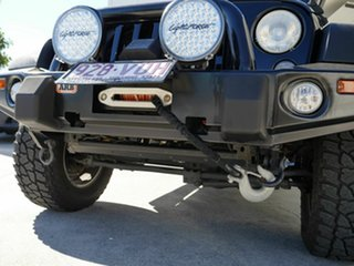 2015 Jeep Wrangler JK MY2015 Unlimited Sport Black 6 Speed Manual Softtop.