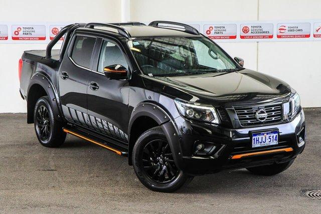 Pre-Owned Nissan Navara D23 S4 MY20 N-TREK Myaree, 2020 Nissan Navara D23 S4 MY20 N-TREK Black 7 Speed Sports Automatic Utility