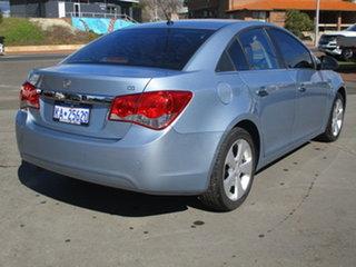 Holden Cruze JG CDX Blue 6 Speed Automatic Sedan