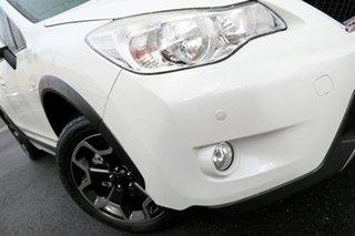 2014 Subaru XV G4X MY14 2.0i AWD White 6 Speed Manual Wagon.