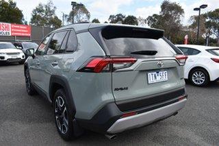 2019 Toyota RAV4 Axaa54R Edge AWD Grey/black Leather W 8 Speed Sports Automatic Wagon.