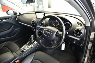 2016 Audi A3 8V MY16 Attraction Sportback S Tronic Grey 7 Speed Sports Automatic Dual Clutch