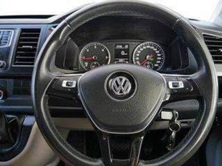 2018 Volkswagen Transporter T6 MY18 TDI400 LWB DSG White 7 Speed Sports Automatic Dual Clutch Van