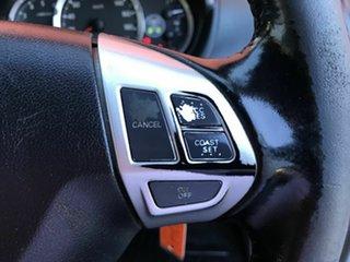 2011 Mitsubishi Triton MN MY11 GLX-R Double Cab Silver 5 Speed Manual Utility