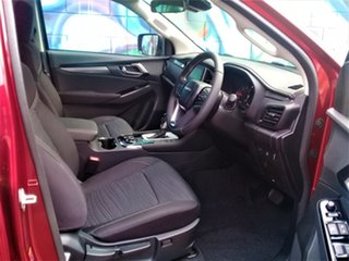 2021 Isuzu MU-X MY19 LS-U Rev-Tronic Magnetic Red 6 Speed Sports Automatic Wagon