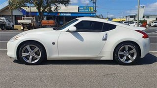 2009 Nissan 370Z Z34 White 7 Speed Sports Automatic Coupe.