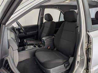 2007 Kia Sorento BL MY08 EX Silver 5 Speed Sports Automatic Wagon.