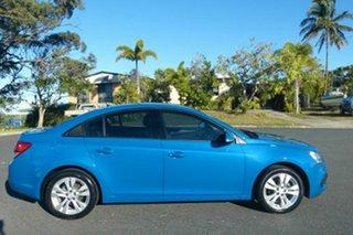 2015 Holden Cruze JH Series II MY15 Equipe Blue 6 Speed Sports Automatic Sedan.