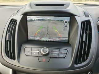 2019 Ford Escape ZG 2019.75MY Trend Moondust Silver 6 Speed Sports Automatic Dual Clutch SUV