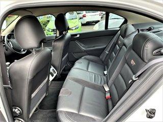 2013 Ford Performance Vehicles GT FG Mk II Boss 335 White 6 Speed Manual Sedan