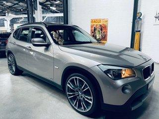 2010 BMW X1 E84 MY11 sDrive18i Steptronic Bronze 6 Speed Sports Automatic Wagon