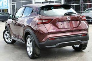 2021 Nissan Juke F16 ST+ DCT 2WD Fuji Sunset Red 7 Speed Sports Automatic Dual Clutch Hatchback.