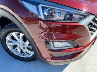 2019 Hyundai Tucson TL3 MY19 Active X 2WD Burgundy 6 Speed Automatic Wagon.