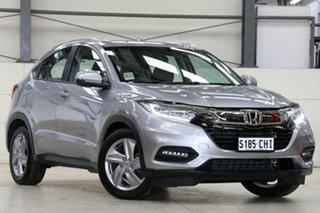 2021 Honda HR-V MY21 VTi-S Lunar Silver 1 Speed Constant Variable Hatchback.