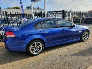 2006 Holden Commodore VE SV6 Blue 5 Speed Sports Automatic Sedan