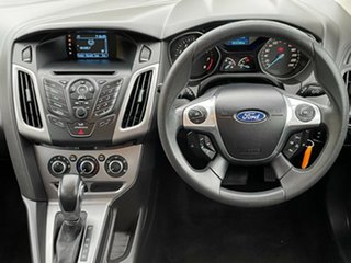2013 Ford Focus LW MkII Trend PwrShift 6 Speed Sports Automatic Dual Clutch Hatchback.