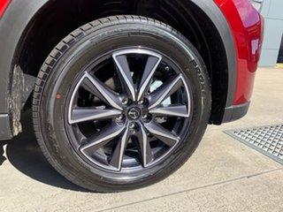 2021 Mazda CX-5 KF4WLA GT SKYACTIV-Drive i-ACTIV AWD Soul Red Crystal 6 Speed Sports Automatic Wagon.