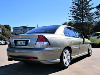 2004 Holden Calais VY II Gold 4 Speed Automatic Sedan