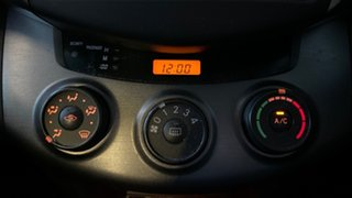 2011 Toyota RAV4 ACA33R MY11 CV Silver 4 Speed Automatic Wagon