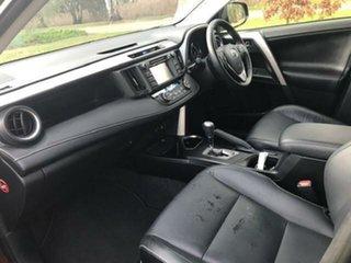 2016 Toyota RAV4 ASA44R MY16 Cruiser (4x4) Deep Red 6 Speed Automatic Wagon