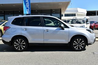 2016 Subaru Forester S4 MY17 2.5i-S CVT AWD Ice Silver 6 Speed Constant Variable Wagon