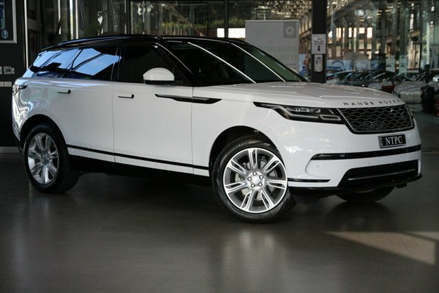 Used Land Rover Range Rover Velar L560 MY20 Standard S North Melbourne, 2020 Land Rover Range Rover Velar L560 MY20 Standard S White 8 Speed Sports Automatic Wagon