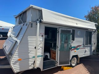 2003 Coromal Excel 505 Caravan.