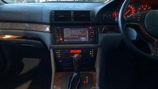 2001 BMW 5 Series E39 MY01 525i Steptronic Executive Silver 5 Speed Sports Automatic Sedan