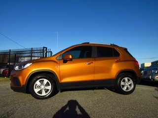 2017 Holden Trax TJ MY17 LS Gold 6 Speed Automatic Wagon