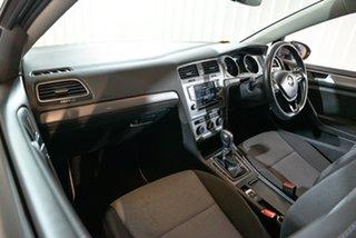 2017 Volkswagen Golf VII MY17 92TSI DSG Trendline Silver 7 Speed Sports Automatic Dual Clutch