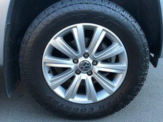 2014 Volkswagen Amarok 2H MY14 TDI420 4Motion Perm Highline Silver 8 Speed Automatic Utility