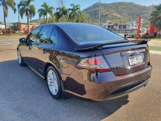 2010 Ford Falcon FG XR6 Velvet 5 Speed Sports Automatic Sedan