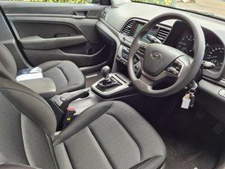 2016 Hyundai Elantra AD MY17 Active Black 6 Speed Manual Sedan