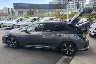 2019 Honda Civic MY20 RS Modern Steel Continuous Variable Hatchback