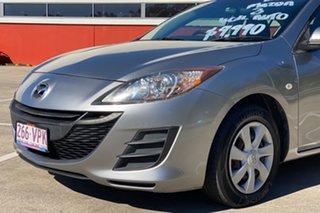 2011 Mazda 3 BL 10 Upgrade Neo Grey 5 Speed Automatic Sedan.