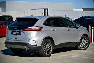 2019 Ford Endura CA 2019MY Titanium Silver 8 Speed Sports Automatic Wagon