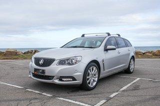 2013 Holden Commodore VF MY14 International Sportwagon Silver 6 Speed Sports Automatic Wagon.