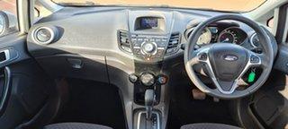 2013 Ford Fiesta WZ Sport PwrShift Silver 6 Speed Sports Automatic Dual Clutch Hatchback
