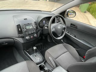 2007 Hyundai i30 FD SX Silver 4 Speed Automatic Hatchback