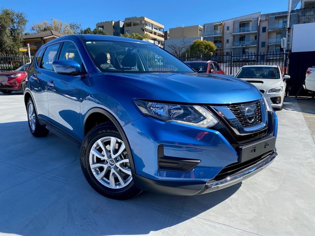 Used Nissan X-Trail T32 Series II ST X-tronic 2WD Homebush, 2019 Nissan X-Trail T32 Series II ST X-tronic 2WD Blue 7 Speed Constant Variable Wagon