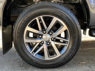 2019 Toyota Hilux GUN126R 4x4 Graphite 6 Speed Automatic Dual Cab