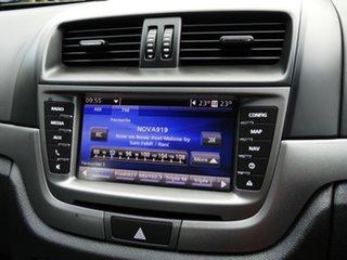 2011 Holden Commodore VE II Omega White 4 Speed Automatic Sedan