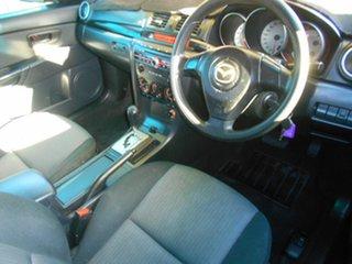2008 Mazda 3 BK10F2 MY08 Neo Sport Black 4 Speed Sports Automatic Sedan